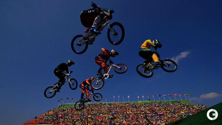 Пятница. Рио-де-Жанейро. BMX.