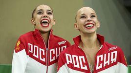 Маргарита МАМУН (слева) и Яна КУДРЯВЦЕВА.