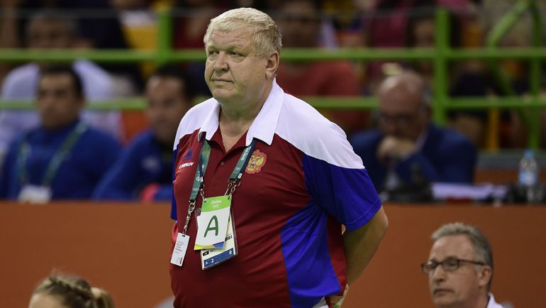 Евгений ТРЕФИЛОВ во время финала. Фото AFP