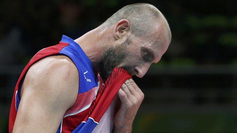 Станет ли Сергей ТЕТЮХИН единственным игроком, завоевавшим медали на пяти Олимпиадах? Фото REUTERS