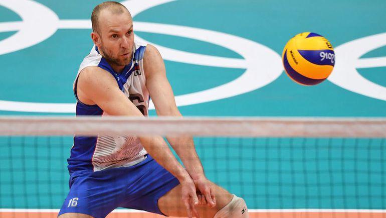 На приеме Алексей ВЕРБОВ. Фото AFP