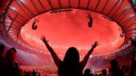 Церемония закрытия Олимпиады: как это было