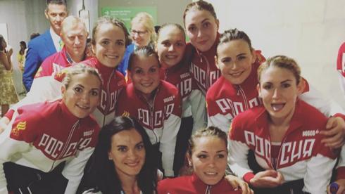 Олимпиада глазами российских спортсменов