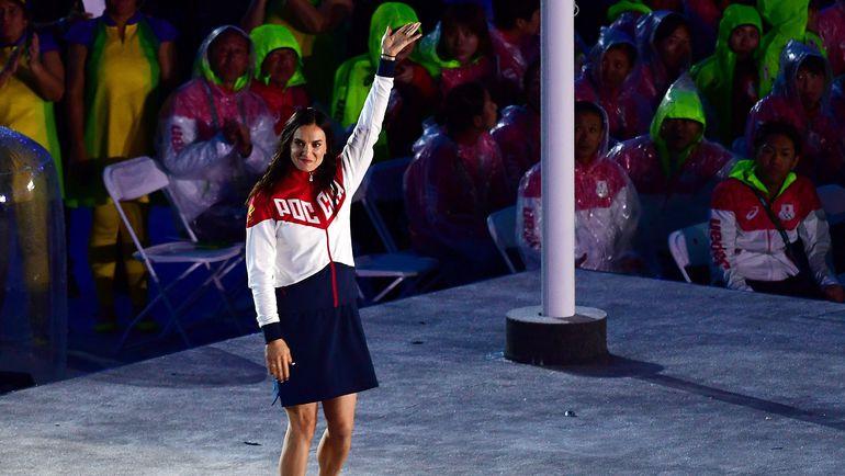 Елена ИСИНБАЕВА могла принести России еще одну медаль высшего достоинства, но... Фото AFP