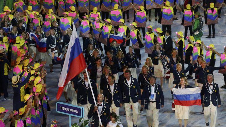 Многие специалист сошлись во мнении, что Россия в Рио выступила отлично. Фото REUTERS