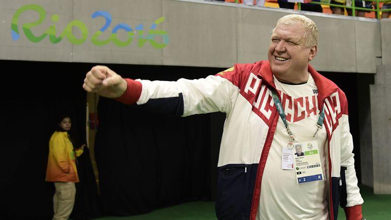 Евгений ТРЕФИЛОВ подарил главную сенсацию Рио-2016. Фото AFP