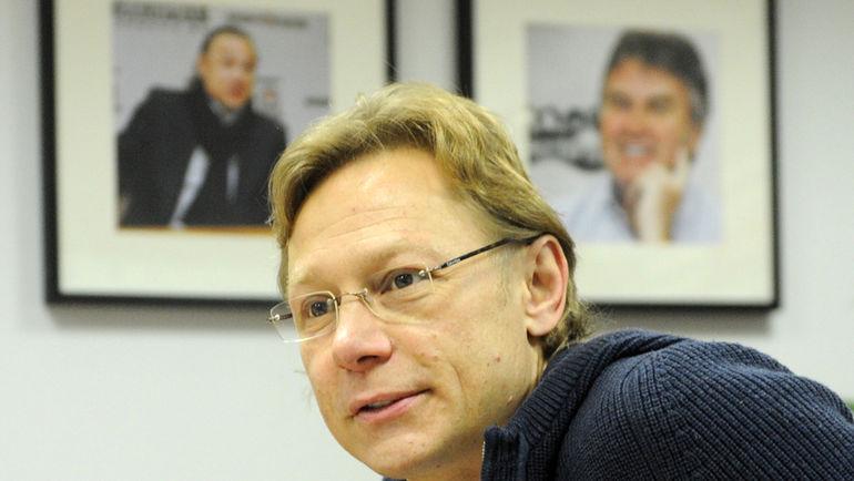 """Валерий КАРПИН. Фото Никита УСПЕНСКИЙ, """"СЭ"""""""