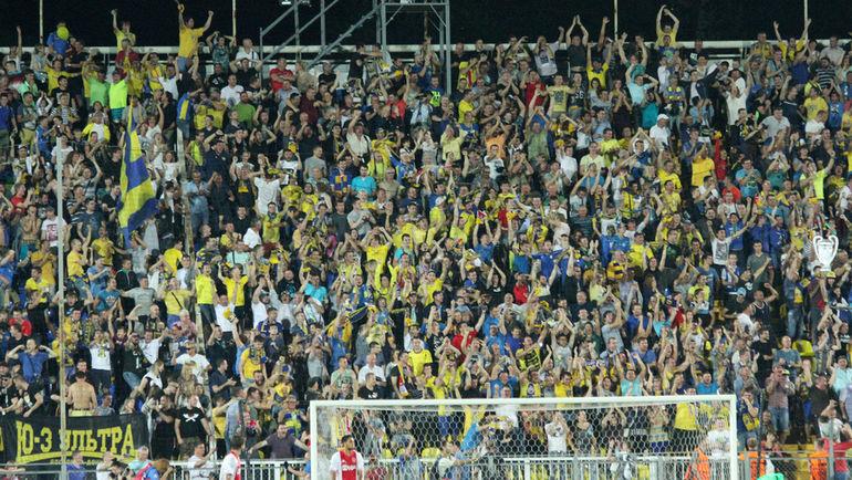 Ростовских болельщиков ждет групповой турнир Лиги чемпионов.