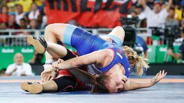 Инна ТРАЖУКОВА в олимпийском Рио-де-Жанейро осталась без медали.