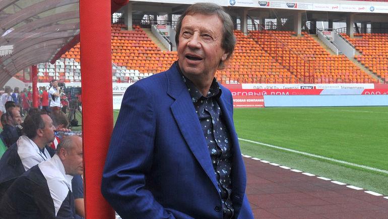 Юрий СЕМИН будет снова тренировать в Черкизове.