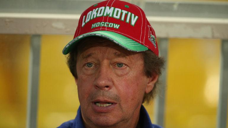 Юрий СЕМИН. Фото Виталий ТИМКИВ