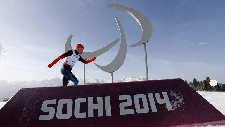 Паралимпиада без России после Сочи - и в 2016-м, и в 2018-м? Фото REUTERS