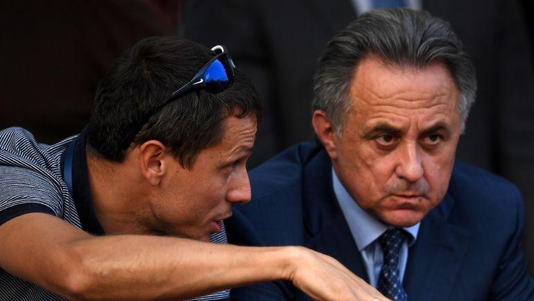 Сумеют ли российские спортивные чиновники на этот раз защитить спортсменов? Фото AFP