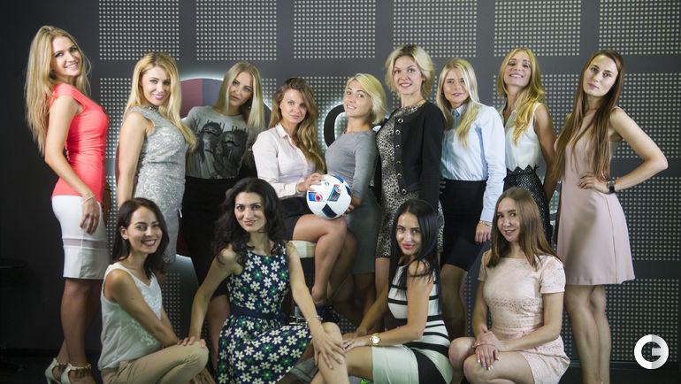 """Теперь самый красивый коллектив в истории футбола выйдет под флагом """"Спорт-Экспресс"""" и уже в сентябре начнет выступать на полях Женской любительской лиги."""