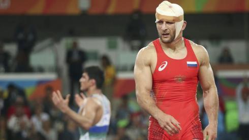 Гедуев: победить себя, но не выиграть золото