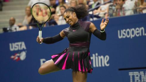 Карнавала не будет:  Серена Уильямс не оставила Макаровой шансов,  драма Габашвили и Донского и другие события дня US Open