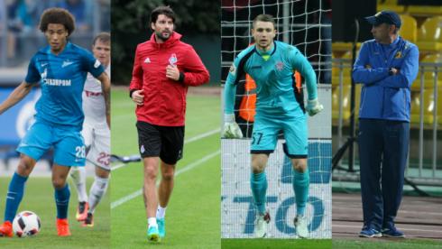 10 несостоявшихся трансферов в РФПЛ: от Витселя и Чорлуки до Селихова и Бердыева