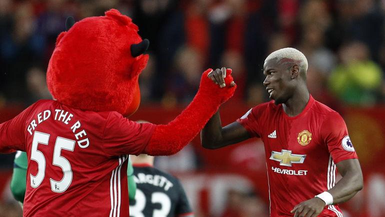 """Манчестер Юнайтед"" установил мировой рекорд по сумме покупок. Фото REUTERS"