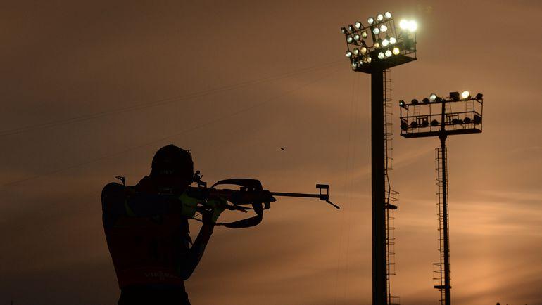 Безоговорочный лидер мирового биатлона последних лет Мартен ФУРКАД. Фото AFP