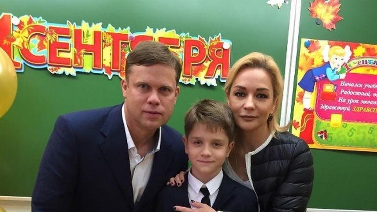 Владислав РАДИМОВ, Татьяна БУЛАНОВА и их сын Никита. Фото www.instagram.com/radimov02/