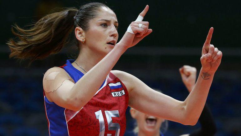 Татьяна КОШЕЛЕВА на Олимпиаде в Рио. Фото REUTERS
