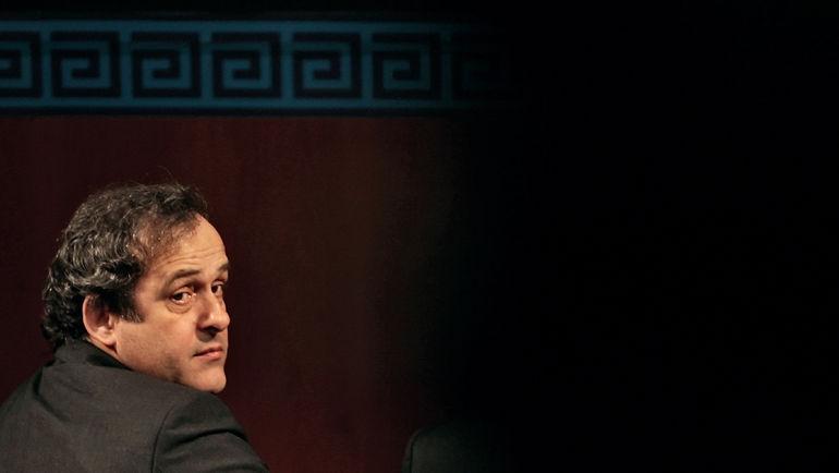 Мишель ПЛАТИНИ выступал за расширение географии не только Euro, но еврокубков. Правда, сейчас настало иное время... Фото REUTERS