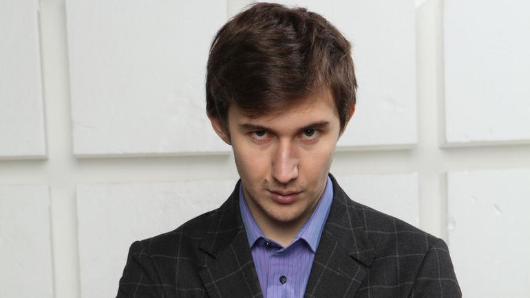Сергей КАРЯКИН - лидер команды России.