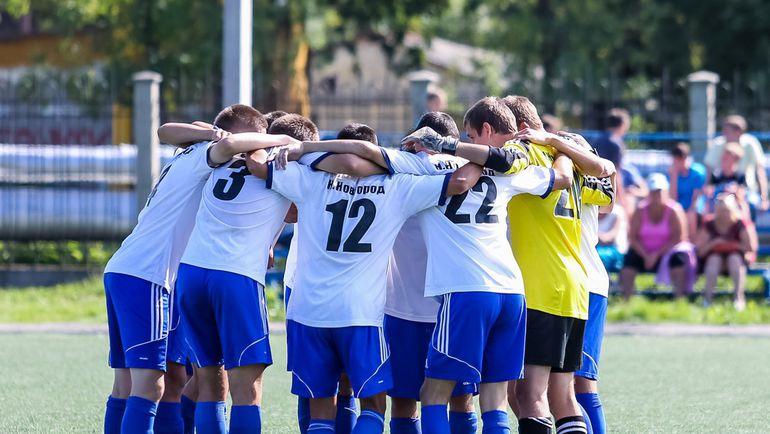 "Футболисты ""Волги"" объединились против руководства. Фото www.fcvolgann.ru"