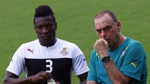 Скандал в сборной Ганы:  игроки летают за свой счет