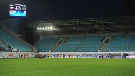 Футбол в России: непопулярное зрелище.