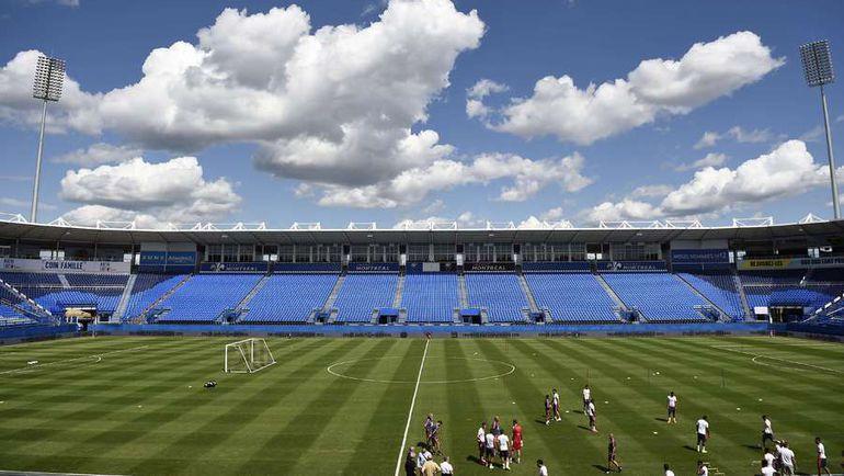 Стадион в Монреале. Фото AFP