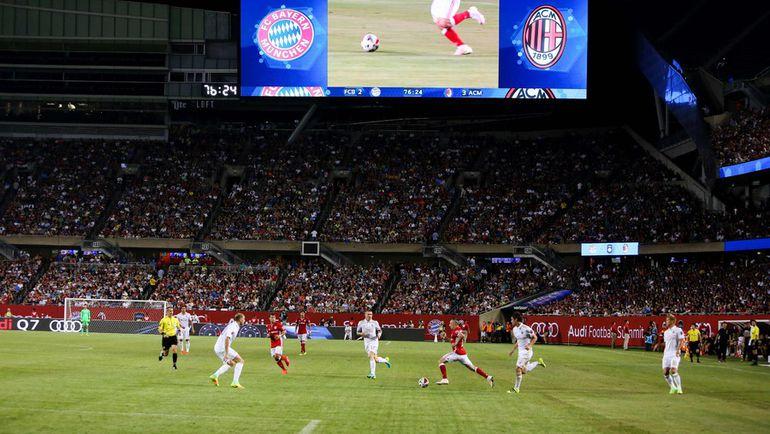 Стадион в Чикаго. Фото AFP