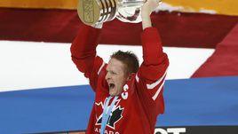 Кори ПЕРРИ бsk капитаном сборной Канада нга ЧМ-2016 в Москве.