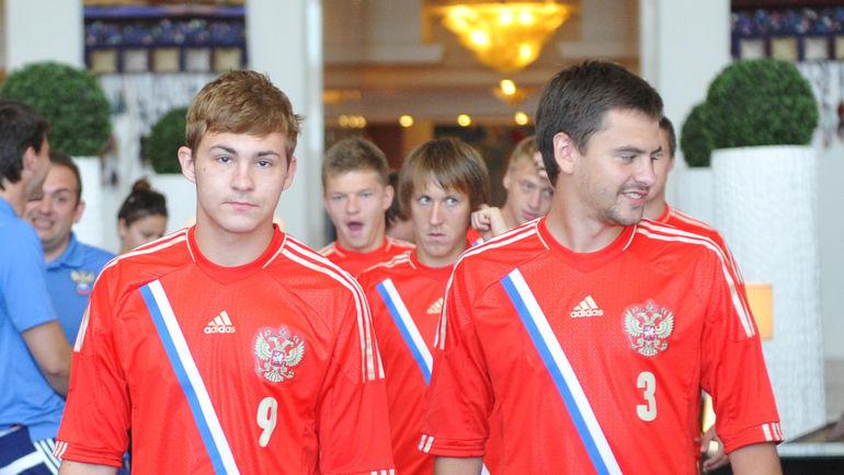 Андрей ПАНЮКОВ и Георгий ЩЕННИКОВ. Фото Татьяна ДОРОГУТИНА