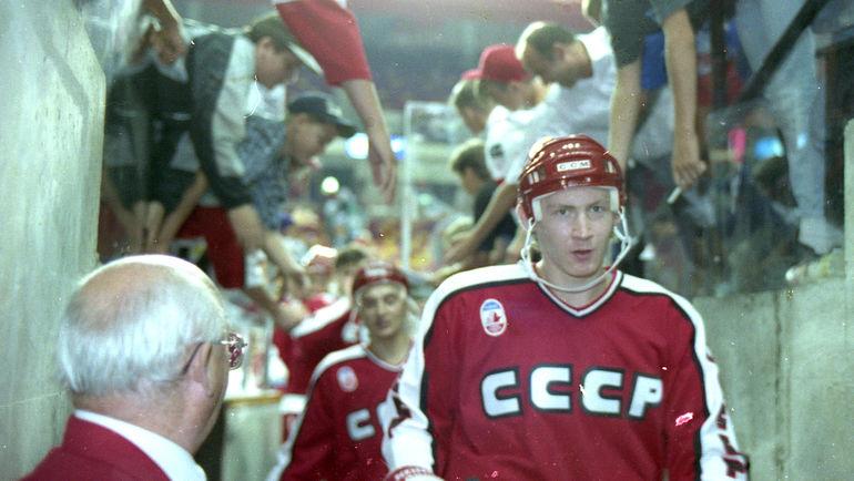 Считанные дни остались до старта Кубка мира. Фото Александр ФЕДОРОВ, «СЭ»