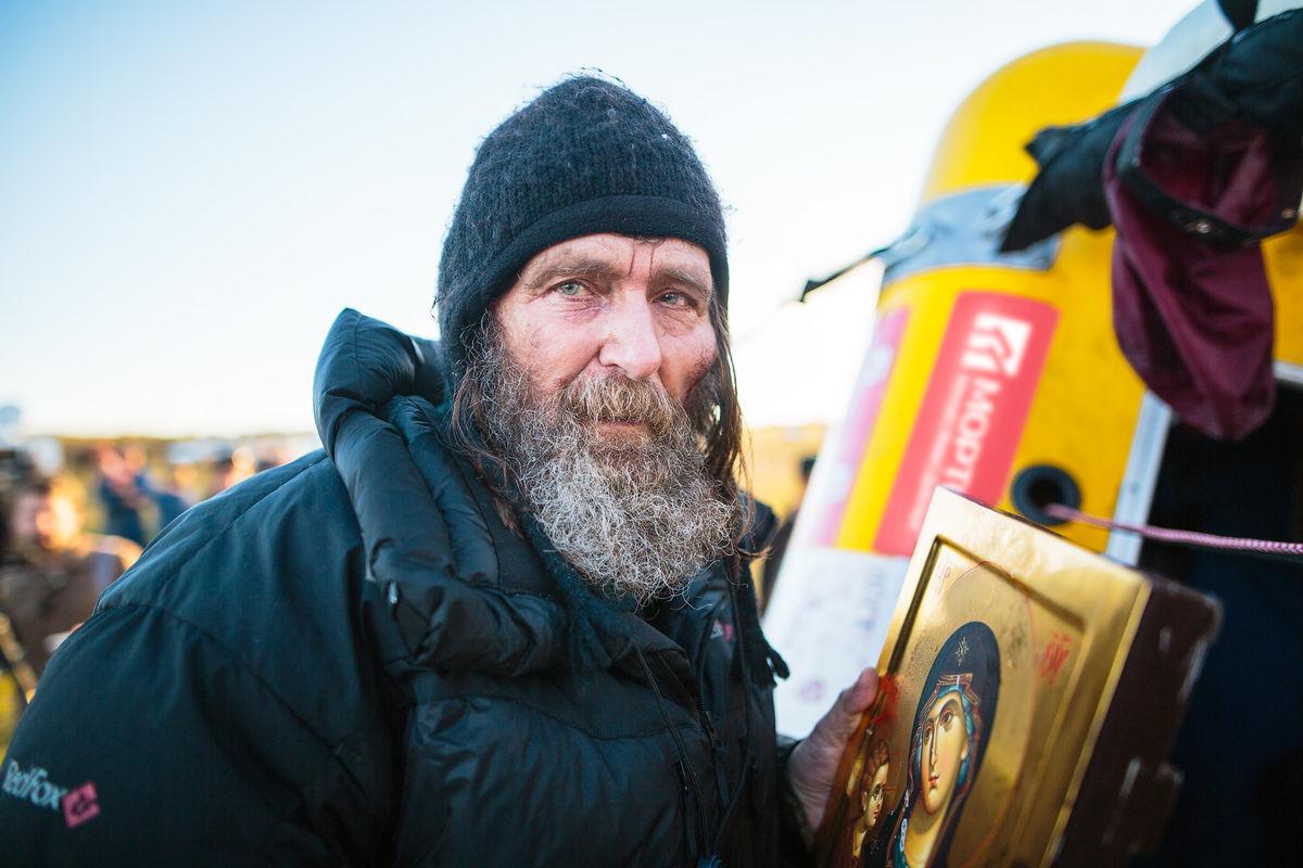 """Федор Конюхов: """"Следующая цель – увидеть, как """"закругляется"""" земля"""""""