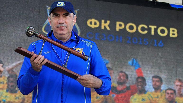 Курбан БЕРДЫЕВ расширил свои полномочия. Фото Владимир ПОТЕРЯХИН