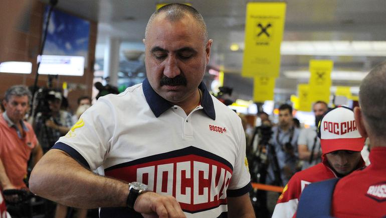 Александр ЛЕБЗЯК. Фото Александр ФЕДОРОВ, «СЭ»