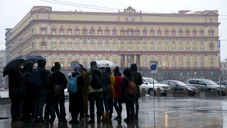 ВАДА выдвинуло обвинения российским госструктурам, в том числе ФСБ. Фото REUTERS