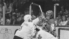 13 сентября 1981 года. Монреаль. СССР - Канада - 8:1. В финале Кубка Канады советские хоккеисты учинили хозяевам турнира настоящий разгром, забросив в их ворота восемь шайб.