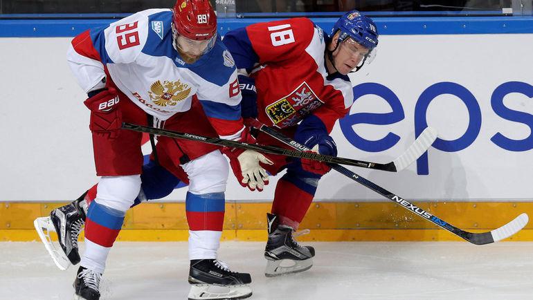 Никита КУЧЕРОВ против Ондржея ПАЛАТА. Фото REUTERS