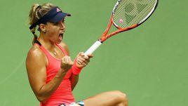 Ангелик КЕРБЕР - чемпионка Australian Open и US Open, финалистка Уимблдона и Олимпийских игр-2016, первая ракетка мира.