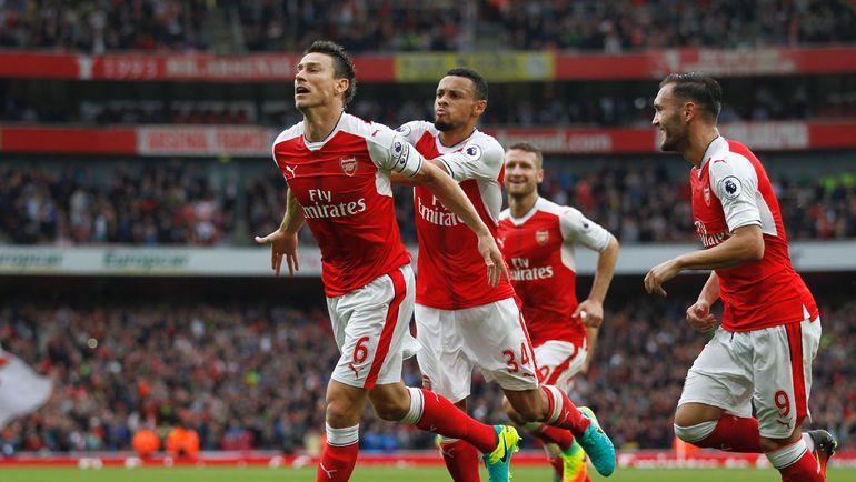 """""""Арсенал"""" неизменно выходит в плей-офф, но далеко по сетке не проходит. Изменится ли ситуация в этом году? Фото AFP"""