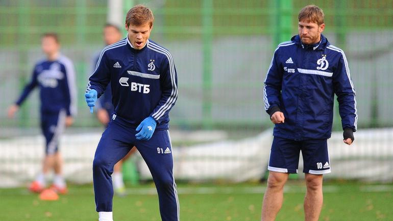 Александр КОКОРИН и Андрей ВОРОНИН. Фото Антон СЕРГИЕНКО