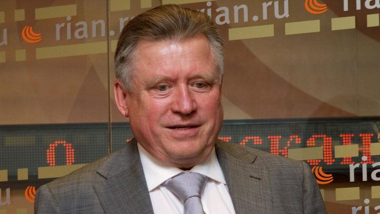 "Рамил ХАБРИЕВ. Фото РИА ""Новости"""