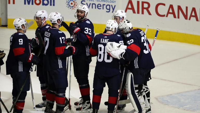 Сборная США - один из фаворитов Кубка мира. Фото REUTERS