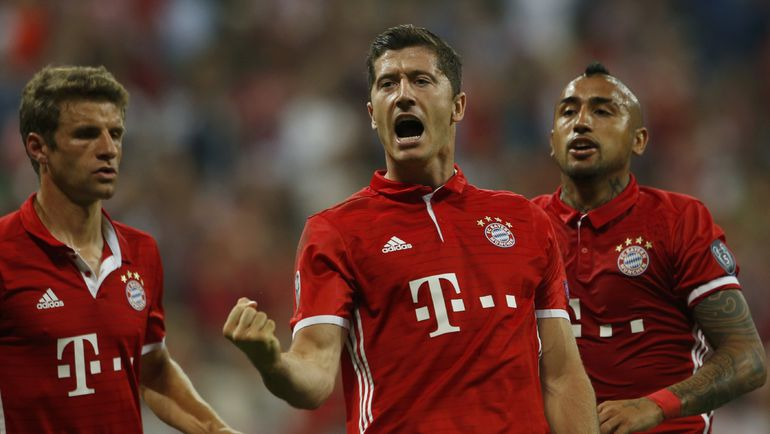 """Продолжит ли """"Бавария"""" свою победную серию в игре с """"Ингольштадтом""""? Фото REUTERS"""