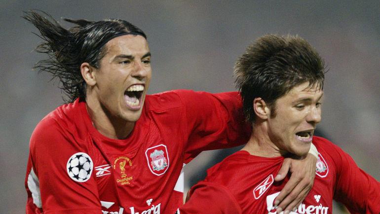 Финал Лиги чемпионов 2005 года - один из ярчайших примеров камбэков в истории футбола. Фото AFP