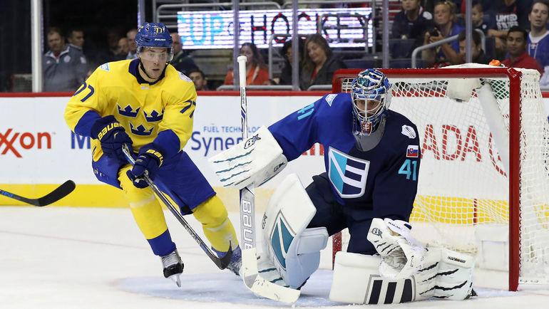 Вторник. Вашингтон. Сборная Европы - Швеция - 2:6. Виктор ХЕДМАН против Ярослава ГАЛАКА. Фото Фото: USA Today.