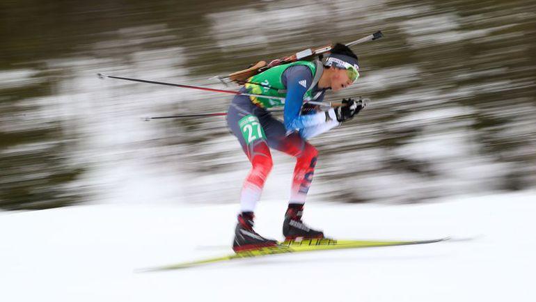 Кореец Вуджин ВОН выступал на юношеской Олимпиаде в этом году. Фото REUTERS